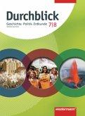 Durchblick 7/8. Geschichte, Politik, Erdkunde. Hauptschule. Niedersachsen