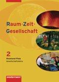 Raum - Zeit - Gesellschaft 2. Schülerband. Rheinland-Pfalz