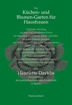 Der Küchen- und Blumengarten - Davidis, Henriette
