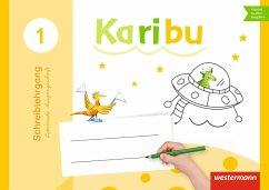 Karibu. Schreiblehrgang. Lateinische Ausgangsschrift