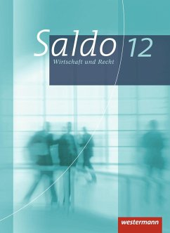 Saldo 12. Schülerband. Wirtschaft und Recht. Gymnasium. Bayern