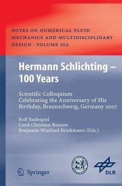 Hermann Schlichting - 100 Years