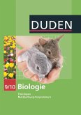 Duden Biologie - Sekundarstufe I - Mecklenburg-Vorpommern und Thüringen - 9./10. Schuljahr. Schülerbuch