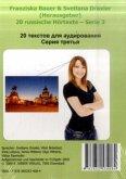 20 russische Hörtexte - Serie 3, 1 Audio-CD