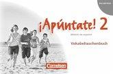 ¡Apúntate! - Ausgabe 2008 - Band 2 - Vokabeltaschenbuch