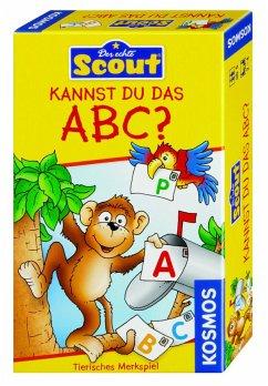 Kannst du das ABC? (Kinderspiel) / Scout Lernspiele (Spiele)