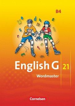 English G 21. Ausgabe B 4. Wordmaster - Neudecker, Wolfgang