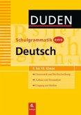 Duden Schulgrammatik extra. Deutsch