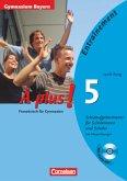 À plus! Ausgabe 2004. Band 5 (cycle long). Klassenarbeitstrainer mit eingelegten Musterlösungen und CD