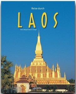 Reise durch Laos - Weigt, Mario; Krüger, Hans H.