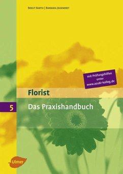 Praxishandbuch Floristik - Barth, Birgit; Jeanneret, Barbara
