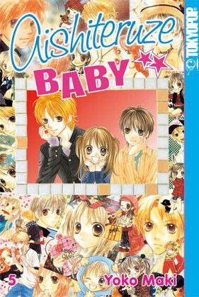 Buch-Reihe Aishiteruze Baby
