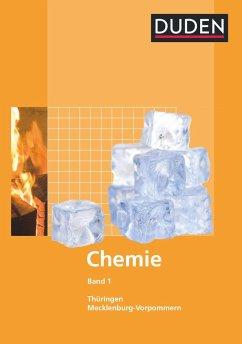 Chemie 1 Lehrbuch Mecklenburg-Vorpommern /Thüringen Bd.1