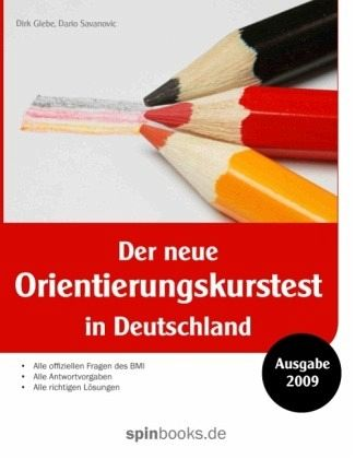 der neue orientierungskurstest in deutschland buch. Black Bedroom Furniture Sets. Home Design Ideas
