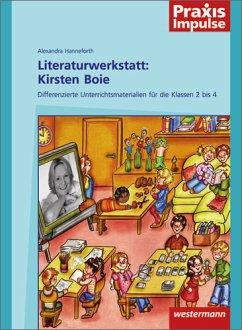 Literaturwerkstatt: Kirsten Boie