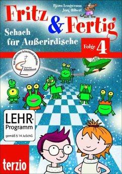 Fritz & Fertig Folge 4 - Schach für Außerirdisc...