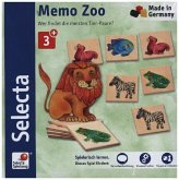 Memo Zoo (Kinderspiel)
