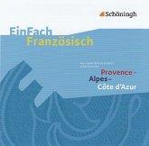 Provence - Alpes - Côte d' Azur, Audio-CD