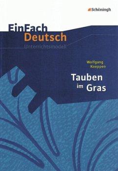 Tauben im Gras. EinFach Deutsch Unterrichtsmodelle