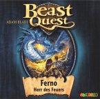 Ferno, Herr des Feuers / Beast Quest Bd.1 (1 Audio-CD)