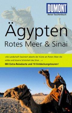 DuMont Reise-Taschenbuch Reiseführer Ägypten, Rotes Meer & Sinai - Rauch, Michel