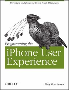 Programming the iPhone User Experience: Develop...