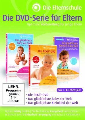 Die Elternschule-Box (3 DVDs) - Elternschule,Die