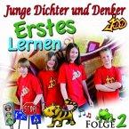Junge Dichter und Denker, Erstes Lernen, Audio-CD