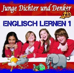 Junge Dichter und Denker, Englisch Lernen, Audio-CD - Junge Dichter und Denker