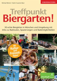 Treffpunkt Biergarten - Reimer, Michael; Baur, Katrin S.
