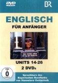 Englisch für Anfänger DVD 2-Units 14-26