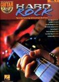 Hard Rock, Book + Audio-CD / Guitar Play-Along Vol.3