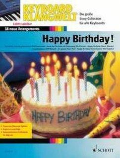 Happy Birthday!, für Keyboard