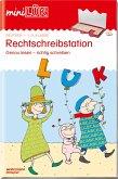 miniLÜK - Rechtschreibstation 1. / 2. Klasse