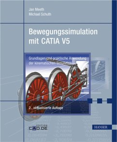 Bewegungssimulation mit CATIA V5 (eBook) - Jan Meeth, Michael Schuth