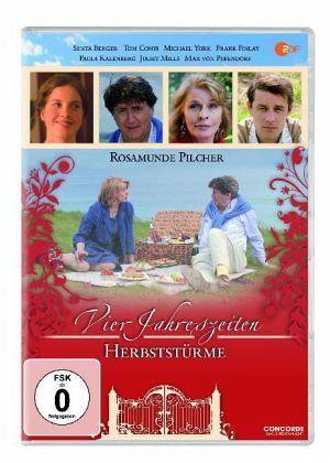 Rosamunde Pilcher Vier Jahreszeiten Herbststurme Auf Dvd