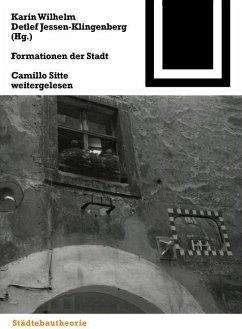 Formationen der Stadt (eBook, PDF)