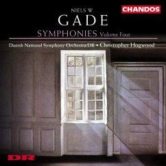 Sinfonien Vol.4 - Hogwood,Christopher/Drso