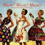 Music! Music! Music!-Beliebte Schlager Der 50er