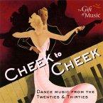 Cheek To Cheek-Tanzmusik Der 20er Und 30er Jahre