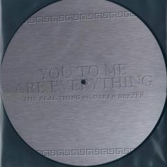 You To Me Are Everything - The Real Thing Vs. Daren Deezer