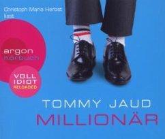 Millionär, 4 Audio-CDs