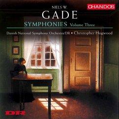 Sinfonien Vol.3 - Hogwood,Christopher/Drso