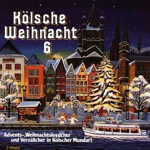 k lsche weihnacht 6 auf audio cd portofrei bei b. Black Bedroom Furniture Sets. Home Design Ideas