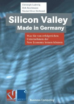 Silicon Valley Made in Germany