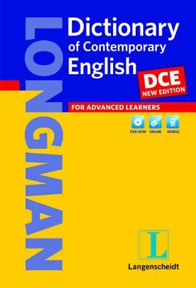 longman dictionary of contemporary english dce w dvd. Black Bedroom Furniture Sets. Home Design Ideas