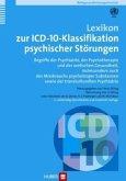 Lexikon zur ICD-10 Klassifikation psychischer Störungen