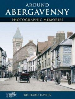 Around Abergavenny - Davies, Richard