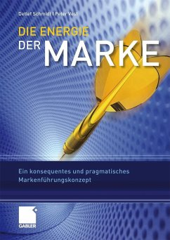 Die Energie der Marke - Schmidt, Detlef;Vest, Peter