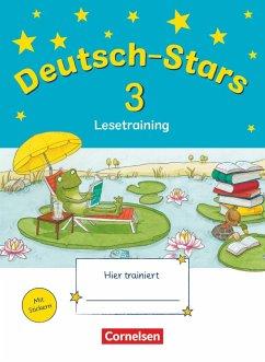 Deutsch-Stars 3. Schuljahr. Lesetraining